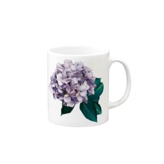 Hydrangea 02 Mugs