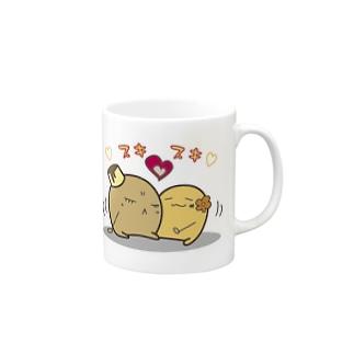 ♡スキ スキ♡ Mugs