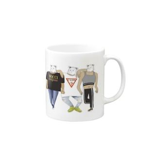 ふ Mugs