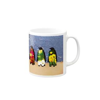 penguins Mugs