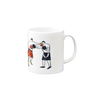 Boxing Mugs