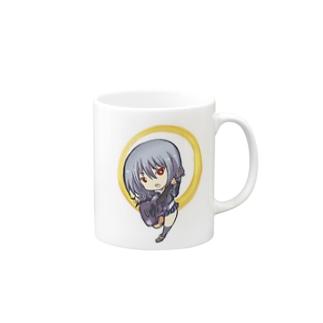 覚醒イオたん マグカップ Mugs