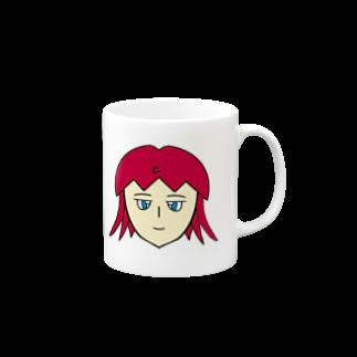 ヒロさんのグッズのタコちゃん Mugs