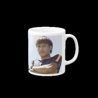 gambaosakaの金森健志選手グッズ Mugs