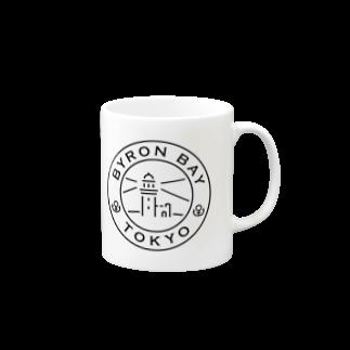 KINARINのBYRON BAY TOKYO Mugs