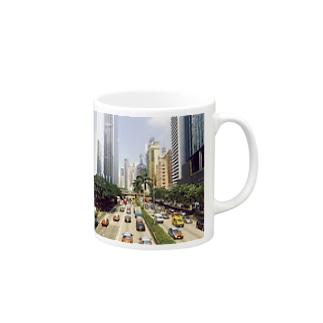 I Love HK Mugs