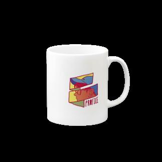 kirinkikikiのカラフルboy Mugs