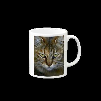 308GTBooのCAT Mugs