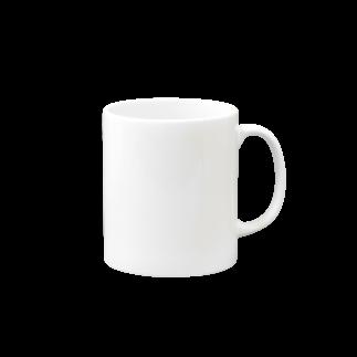 豆腐[ 'ω' ]のだれるてぐせねこ Mugs