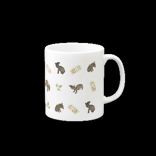 大原 司朗のBaby Tapir 赤ちゃんバクグッズ Mugs