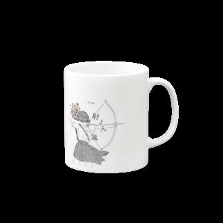 LRqWAQu9fOhj7WZの弓道 Mugs
