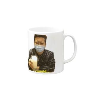 鬼 Mugs