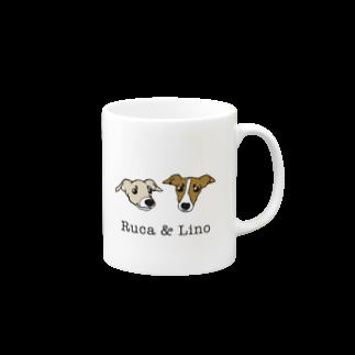 イロハのRuca&Lino Mugs