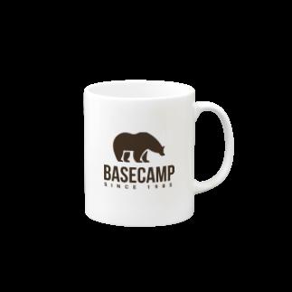 BASE-CAMPのBASE BEAR 02 Mugs