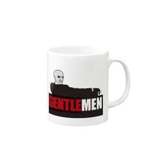 ジェントルマン Mugs