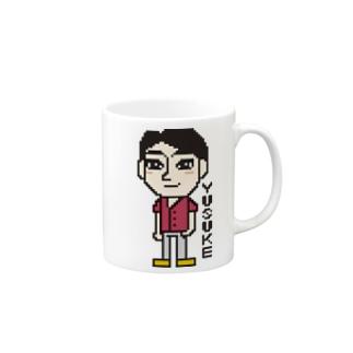 ゆうすけくん Mugs