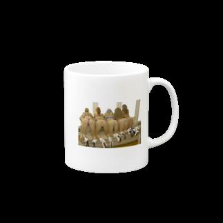 yumetuzuriのオシリ Mugs