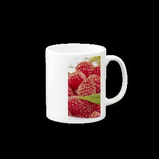 LRqWAQu9fOhj7WZの果物 Mugs