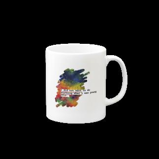 selfishの惰性 Mugs