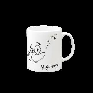 UTAH BOYのhigh boy Mugs