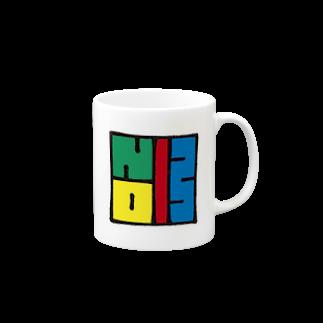 HazeのNo13 Mugs