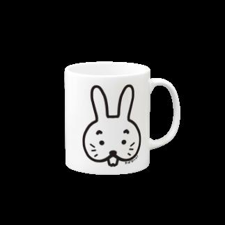 mojimojiのでばぴょん Mugs