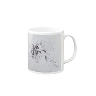 EX GIRL Mugs