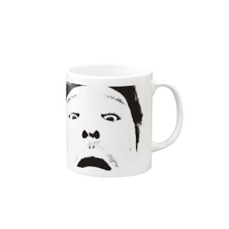 週末ヨコちん  Mugs