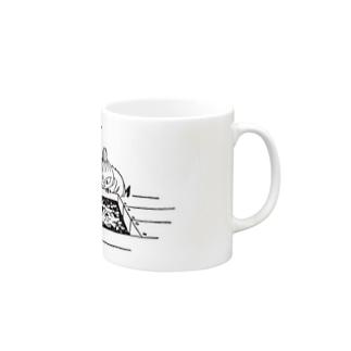 nnsdayoの自己啓発 Mugs