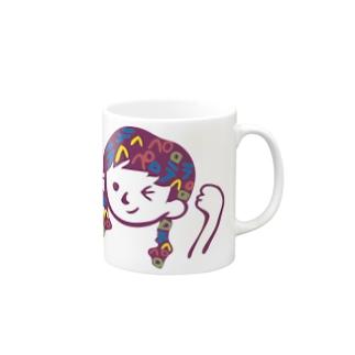 テヘペロちゃん Mugs