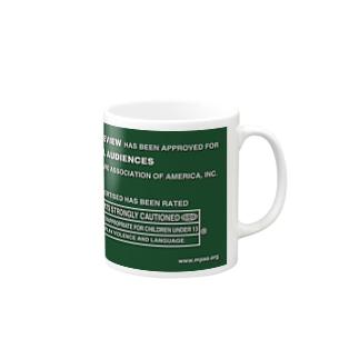 PG-13 Mugs