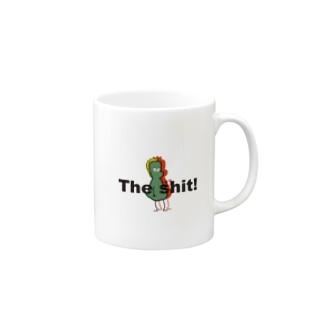 Shit!!!! Mugs