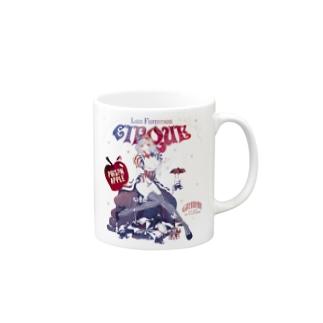白雪姫と小人のサーカステント Mugs