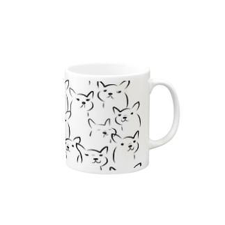 フレブルフレンズ  Mugs