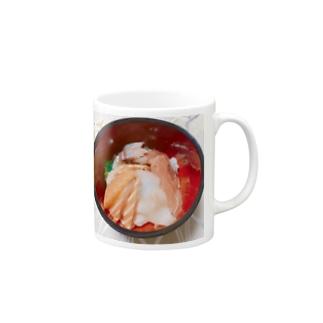 海鮮丼🍣 Mugs