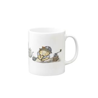 ワーゲン ・ カフェ Mugs