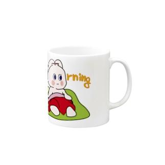 おはよう Mugs