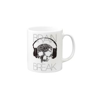 brainbreak マグカップ