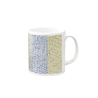 六色和柄 Mugs