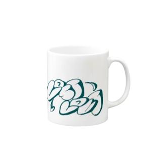 失恋 マグカップ Mugs