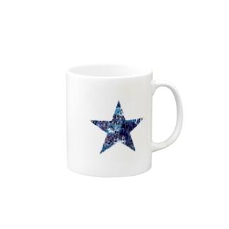 海星 Mugs