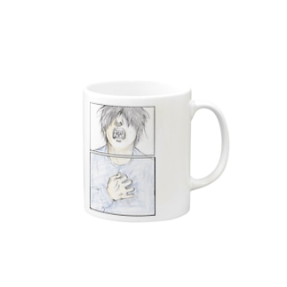 どきどき Mugs