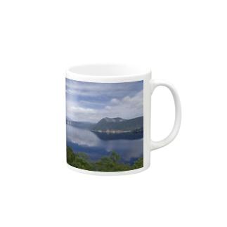 夢の摩周湖 Mugs