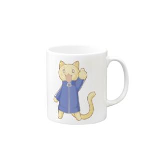 ジャージ猫 Mugs