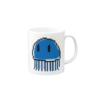 くらげみお マグカップ