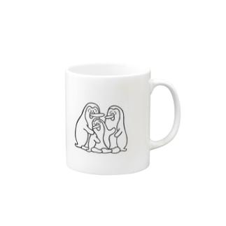 ながさきペンギンかぞく Mugs