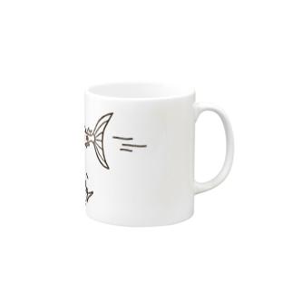 だるまざめ Mugs
