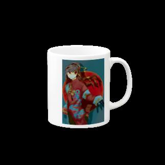 なかぐろの山陽 Mugs