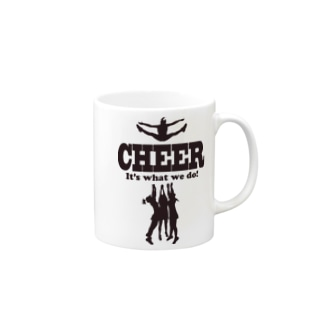 Cheer It's what we do! Mugs