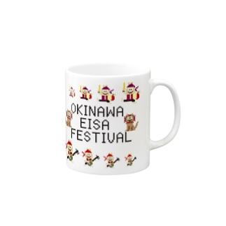 沖縄エイサー Mugs